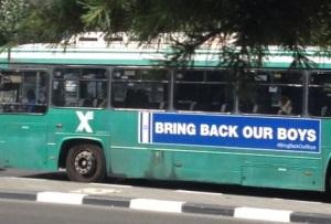 #bringbackourboys bus sign