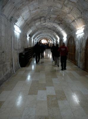 shaar hulda hallway