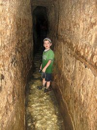 Hezekiah_tunnel