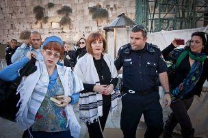 women of wall arrested